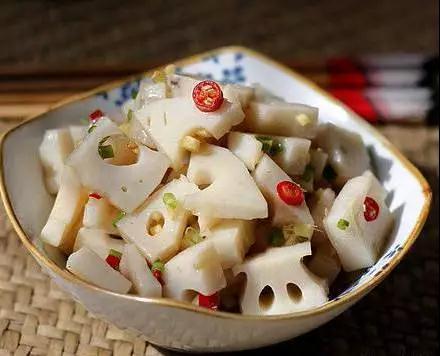 超级简单的解腻开胃菜,减肥又好吃!